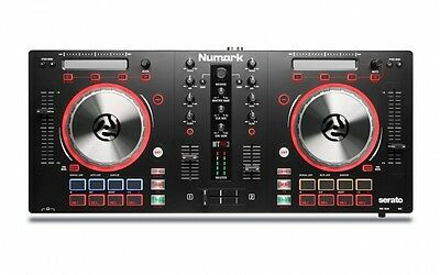 Numark Mixtrack Pro 3 - 2 Channel DJ Controller With Audio I/O