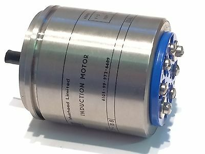 MUIRHEAD INDUCTION MOTOR TYPE 18M24A1                                     ad2v2