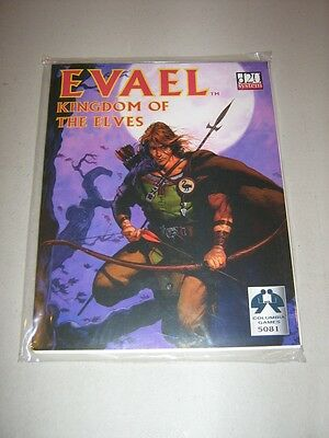 HarnMaster: Evael: Kingdom of the Elves (New)