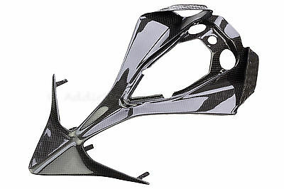 Ducati Panigale 899 1199 S Full Carbon Fibre Undertray Panel in Gloss