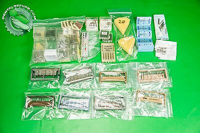BIG LOT of Dental Files tons of brands and SUPER CHEAP! TAKE A L@@K!