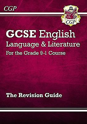 New GCSE English Language and Literature Revision Guide for the Grade 9-1 [Book]