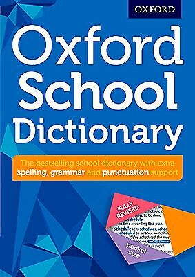 Oxford School Dictionary (Oxford Dictionary [Book]