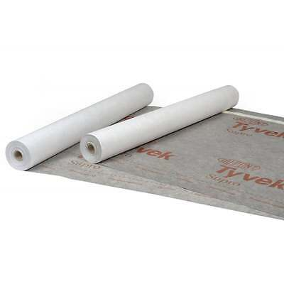 Dupont Tyvek Supro Roofing Membrane 50M X 1.5M  (Promo Price)