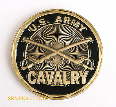 Cavalry Cav Challenge Coin Defending Freedom Usa Veteran Gifts Pin Up Usa Vet
