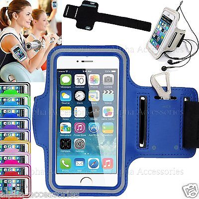 """Sport Armband Jogging Running Gym Strap Case Cover For Apple iPhone 7 (4.7"""")"""