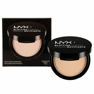 Nyx Cosmetics Blotting Powder Face Oil Absorbing Pressed Blp All Colors!!