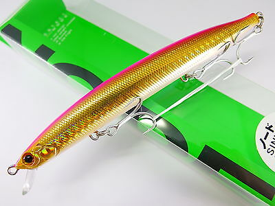 TACKLE HOUSE - CONTACT NODE 130S 20g #18 SHG GOLD PINK