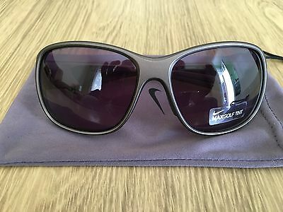 NIKE Exhale Sunglasses - Anthracite Cave/Purple (Max Golf Tint)