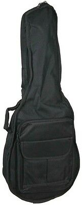 Ashbury Deluxe Padded Mandolin Gig / Carry Bag Case with Straps and Pockets