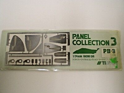 Tripart Panel collection 3 # PB-3 1:24 scale race car series