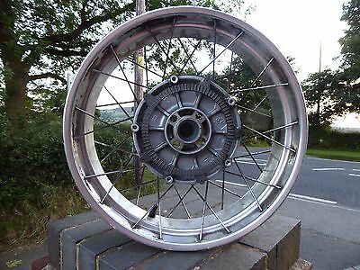 Bmw R1150 Gs Abs Model 2001 Rear Wheel Rim R1150Gs