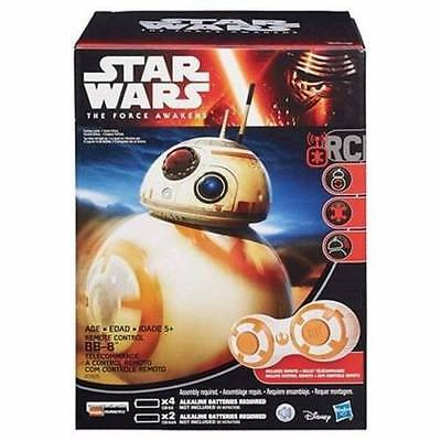 Star Wars The Force Awakens Remote Controlled BB-8 Droid New