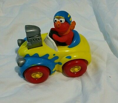 Sesame Street car elmo