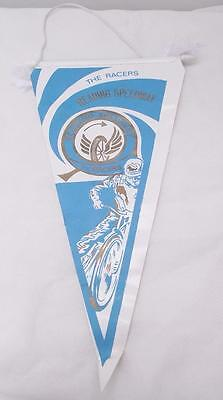 Rare THE RACERS READING SPEEDWAY  Pennant  Speedway  1970's