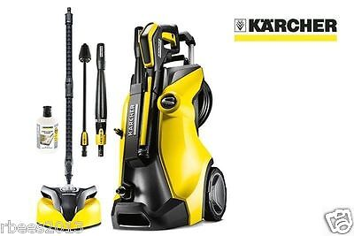 Karcher K5 Full Control Car and Home Pressure Washer Package