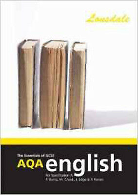 GCSE AQA English: Specification A (Essentials of GCSE AQA English), New, Ronan,