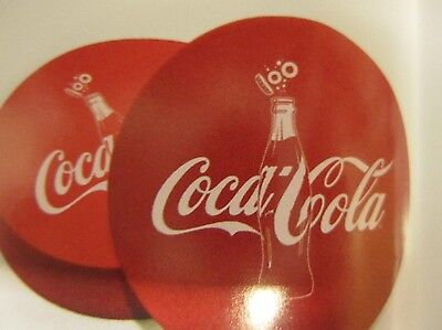 Coaster 100 Years Round Pulpboard (Lot of 10)   Free Shipping