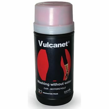 Vulcanet car motorcycle cleaning wipes