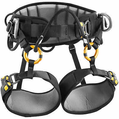 """Petzl Sequoia Harness, 2014 Edition, Size 1, 25.5"""" to 39"""" Waist"""
