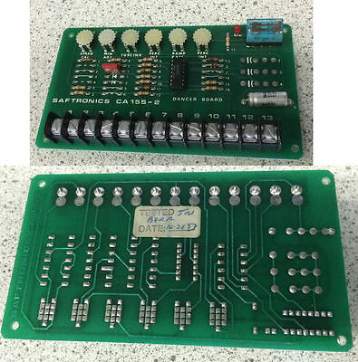 Saftronics CA-155-2 Dance Board (3616035)