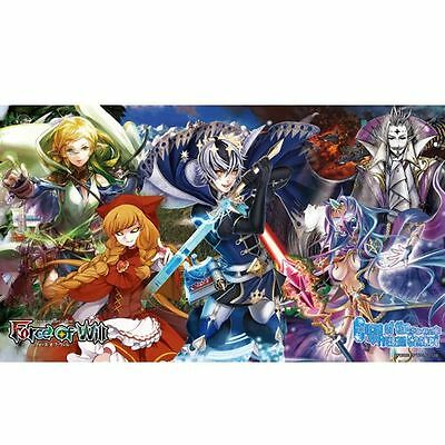 Force of Will Curse of the Frozen Casket Promo Playmat