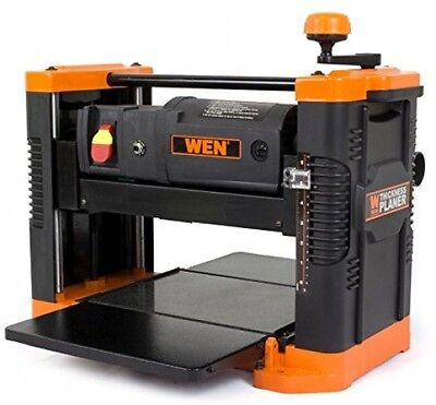 WEN 12-Amp 12.5 in. Corded Thickness Planer 12-Amp Motor Generates NEW