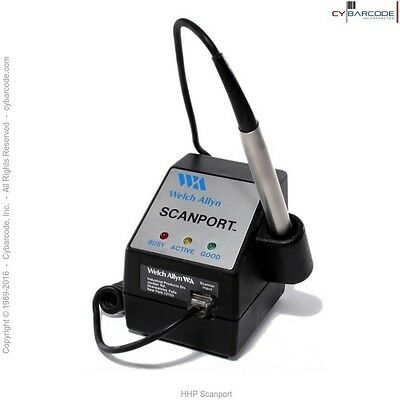 HHP Scanport Barcode Wand Data Collection Station