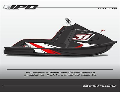 IPD MD Design Graphic Kit for Kawasaki Gen-1 X2