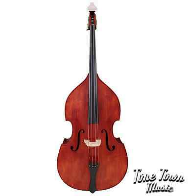 Hidersine Vivente 3/4 Size Double Bass Student Outfit *BRAND NEW**FREE SHIPPING*