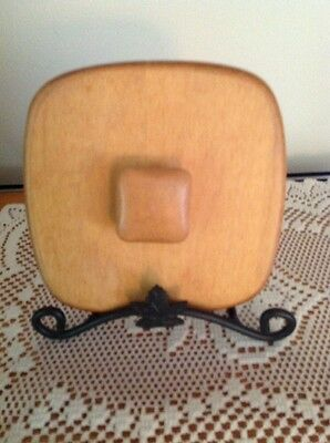 Longaberger Woodcrafts  Small Spoon Lid- Classic