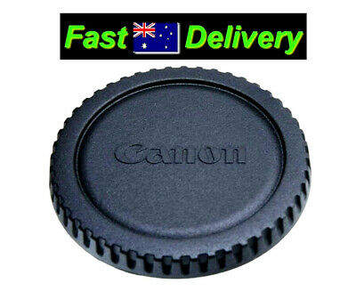 Camera Body Cap for Canon EOS DSLR & EOS Film! 350D 400D 450D 500D 550D 600D 30D