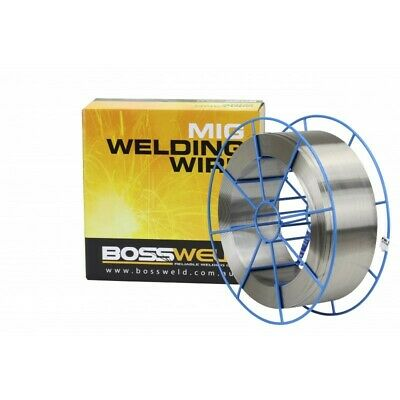 Bossweld 316LSi Mig Wire x 0.8mm x 1 Kg - 200075