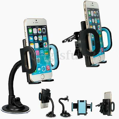 Universal Car Windshield Dashboard+ Air Vent Mount Mobile Phone PDA Holder Stand