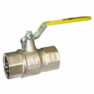 "Brass Gas Approved Lever Ball Valve Bspp - Bs En 331 - Sizes From 1/4"" To 4"""