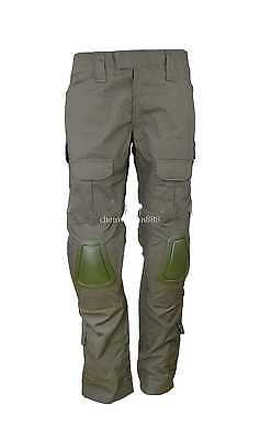 Emerson Tactical Gen2 Combat Pants Military Airsoft Bdu Trousers Knee Pads Green