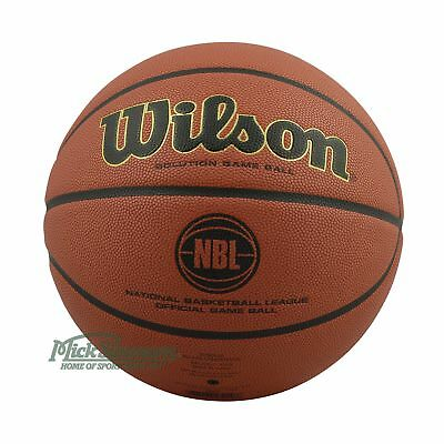 Wilson Official NBL Game Ball Indoor Basketball