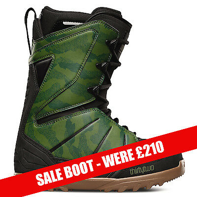New 32 Snowboard Boots LASHED CAMO Thirty two 15/16 - SALE PRICE - BRADSHAW