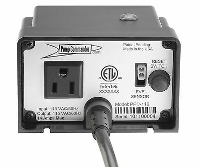 Pump Commander, Pond Pump Controller and Switch, PPC-110, $189.95 MSRP