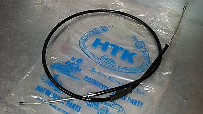"NEW 43"" CLUTCH CABLE 71-84 HARLEY DAVIDSON Ironhead XL Sportster 54"" total lngth"