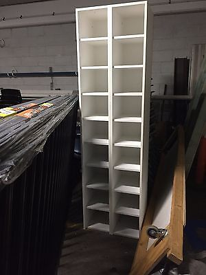 Pigeon Holes / Shelves White Pickup Only (for 2x)