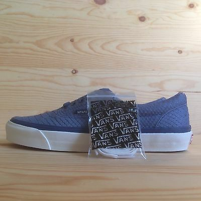 4a59ceb678c2 Vans X Wtaps Og Era Lx Skate Shoes Anaconda Bones Sk8 High Authentic  Syndicate 9
