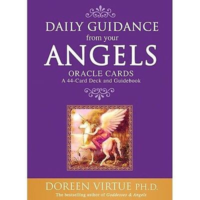 Daily Guidance From Your Angels Oracle Cards - Doreen Virtue