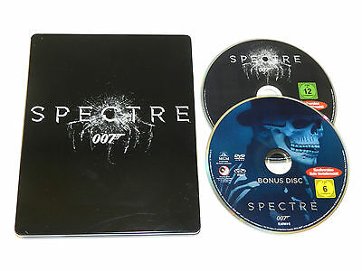 James Bond 007 Spectre - Steelbook Blu-ray
