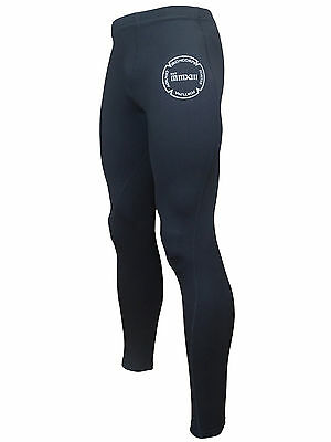 IRONCORPS Men's Long Compression Pants/ Spats/ Tights - Gym, Fitness, Fight