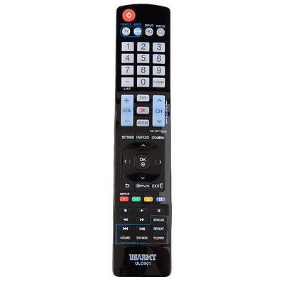 Universal Replacement Remote Control For LG LCD LED HDTV Smart TV New