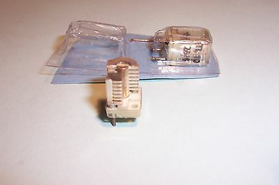 2-12pF 350V  Oxley air spaced miniature trimmer capacitors Qty 2 new old stock