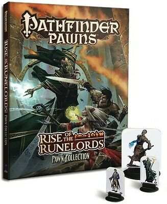 Pathfinder RPG: Pawns Rise Of The Runelords Pawn Collection PZO 1003-1