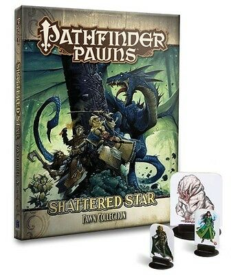 Pathfinder RPG: Pawns - Shattered Star Adventure Path Pawn Collection PZO 1006
