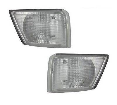 Iveco Daily 1999-2006 Front Clear Indicator Left & Right Pair